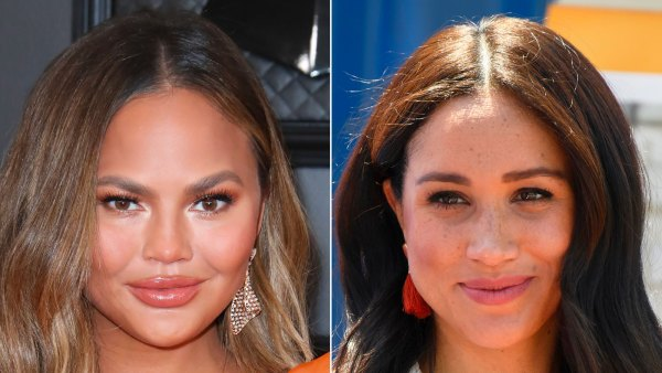 Chrissy Teigen Defends Meghan Markle's Decision to Publicly Share Miscarriage