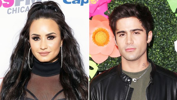 Demi Lovato Shares the Most Important Thing She Learned in 2020 After Max Ehrich Split
