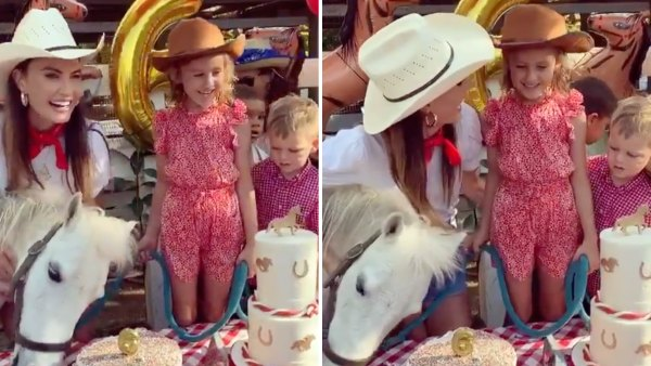 Elizabeth Chambers Defends Throwing Daughter Harper 6th Birthday Party Amid Pandemic