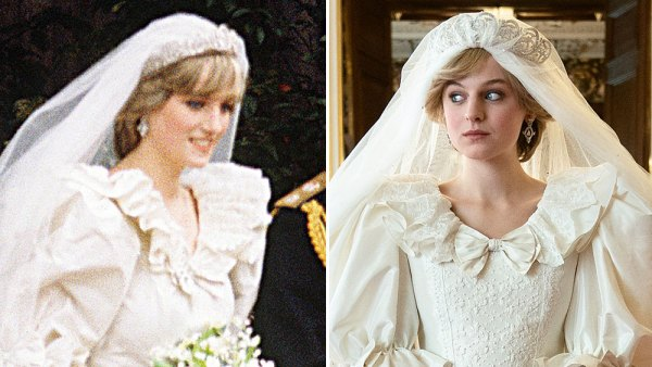 Emma Corrin as Princess Diana on The Crown Stars Who Have Played Royals in Movies and TV Shows