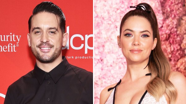 G-Eazy and Ashley Benson Cook Up Thanksgiving Dinner Together