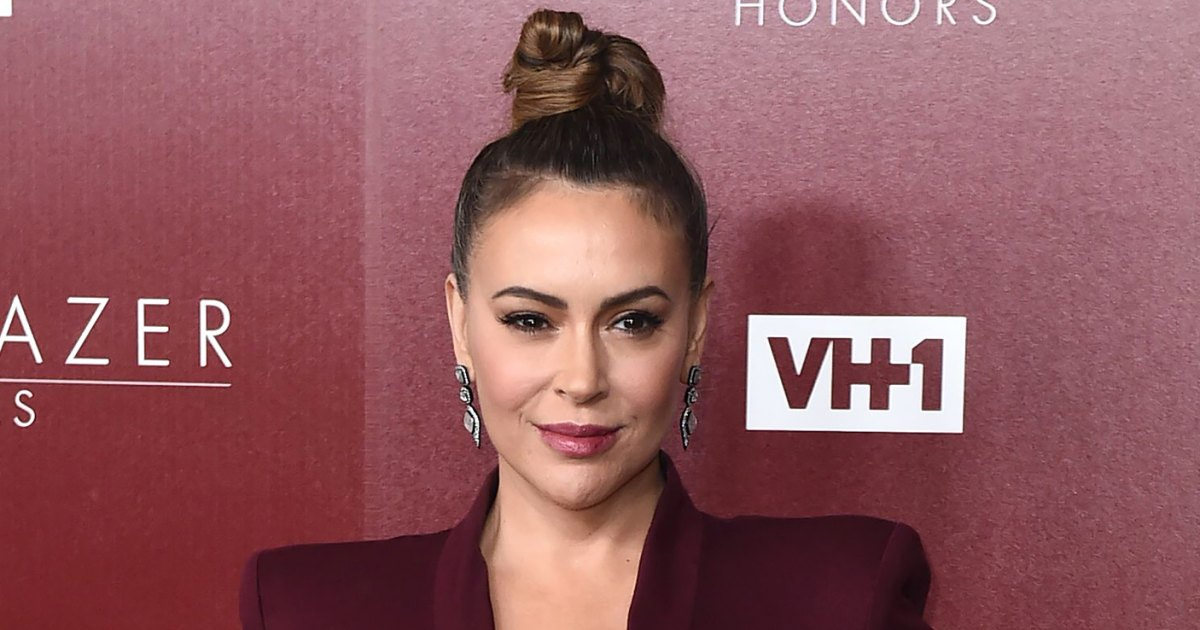 Alyssa Milano: I Was Arrested During Protest for Voter Rights