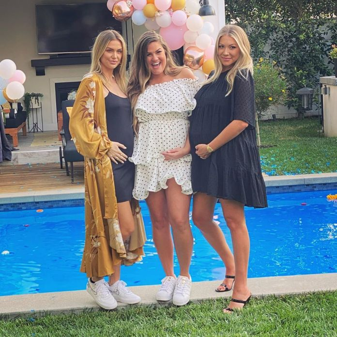 Lala Kent Brittany Cartwright and Stassi Schroeder Reveal They Had a Pregnancy Pact