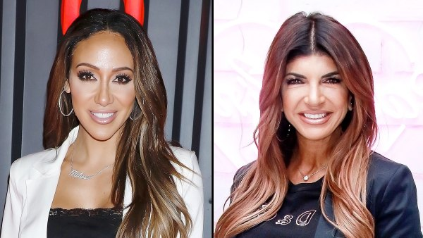 Melissa Gorga Gives Update Teresa Giudice New Relationship