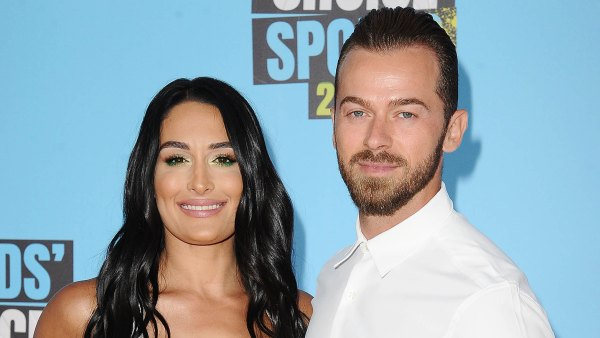 Nikki Bella Dreads Really Difficult Talk With Artem Chigvintsev About Coparenting in Case of Split 1