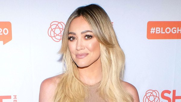 Pregnant Hilary Duff Reveals What She Wishes She Knew About Sex Earlier and Scary Misconceptions