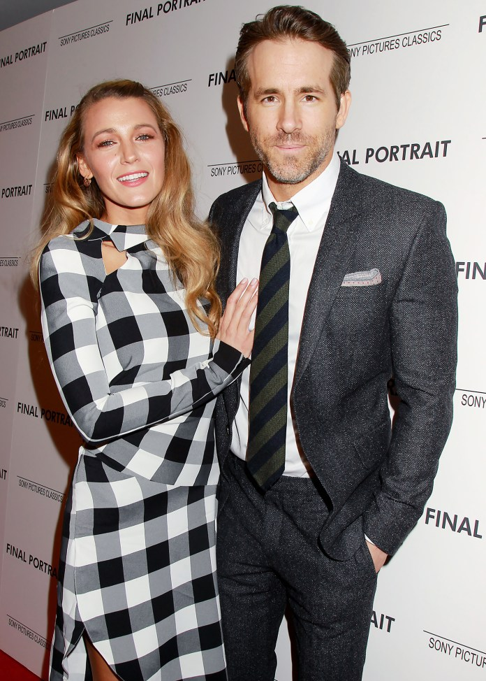 Ryan Reynolds 'Never' Imagined He'd Have 3 Daughters With Wife Blake Lively