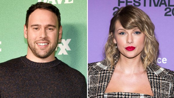 Scooter Braun Reportedly Sells Taylor Swift's Masters for 300 Million