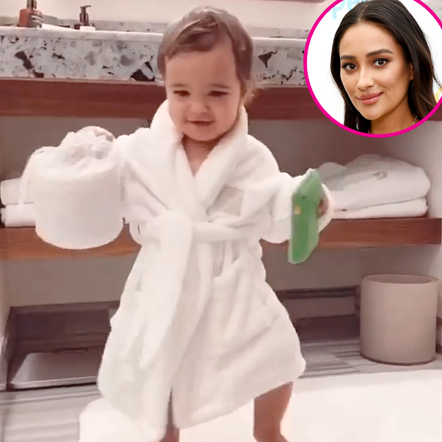 Too Cute! See Shay Mitchell's Daughter Atlas' Sweetest Pics