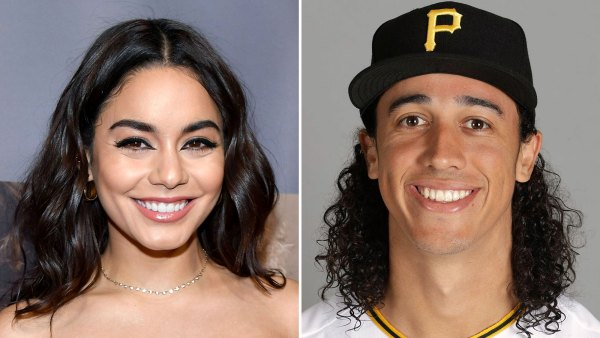 Vanessa Hudgens Holds Hands With MLB Player Cole Tucker