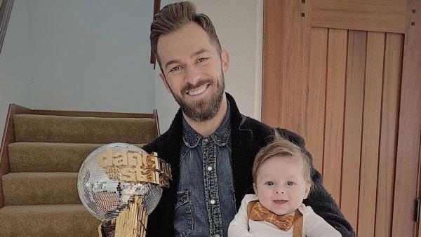 artem chigvintsev baby thanksgiving