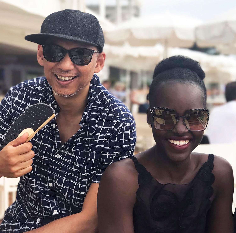 Lupita Nyong'o's Makeup Artist Nick Barose on What He's Gifting A-Listers