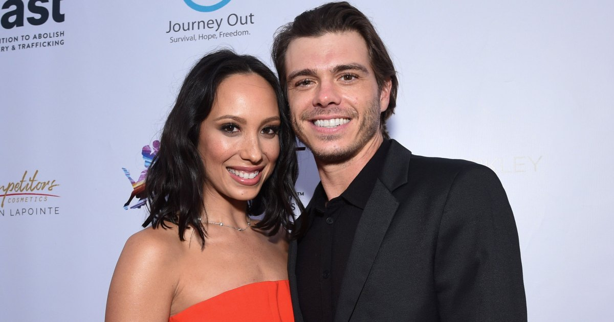 Cheryl Burke Says Matthew Lawrence Is 1st Man She Dated Who Wasn't 'Abusive'
