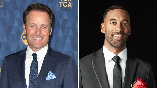 Chris Harrison Reveals Bachelor Matt James Did Not Know What a Rose Ceremony Was