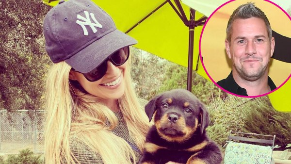 Christina Anstead Introduces New Pup Biggie After Ant Anstead Split