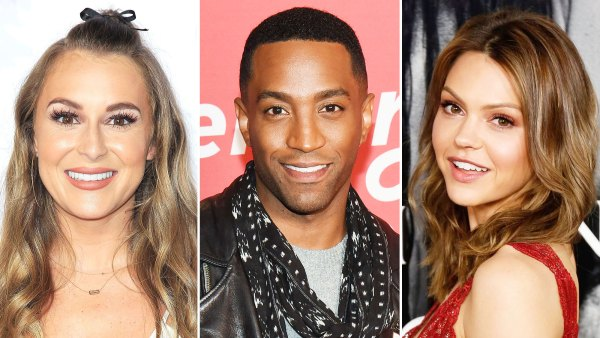 Alexa PenaVega Brooks Darnell and Aimee Teegarden Hallmark Announces Winterfest 2021 Lineup