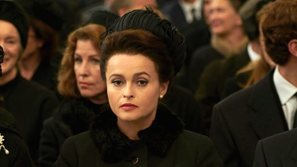 Helena Bonham Carter The Crown Moral Responsibility Labeled Fiction