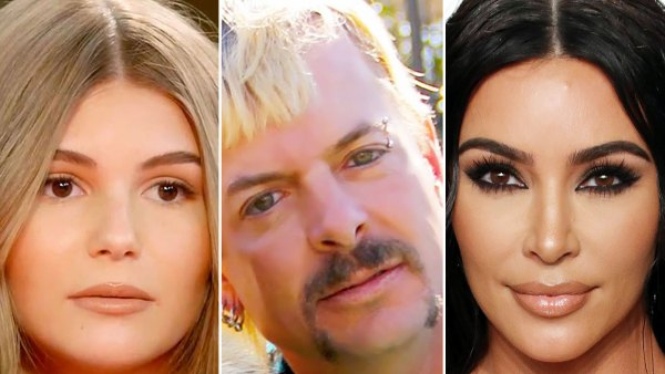 Hot Hollywood Podcast Olivia Jade Speaks Out and Joe Exotics Plea to Kim Kardashian