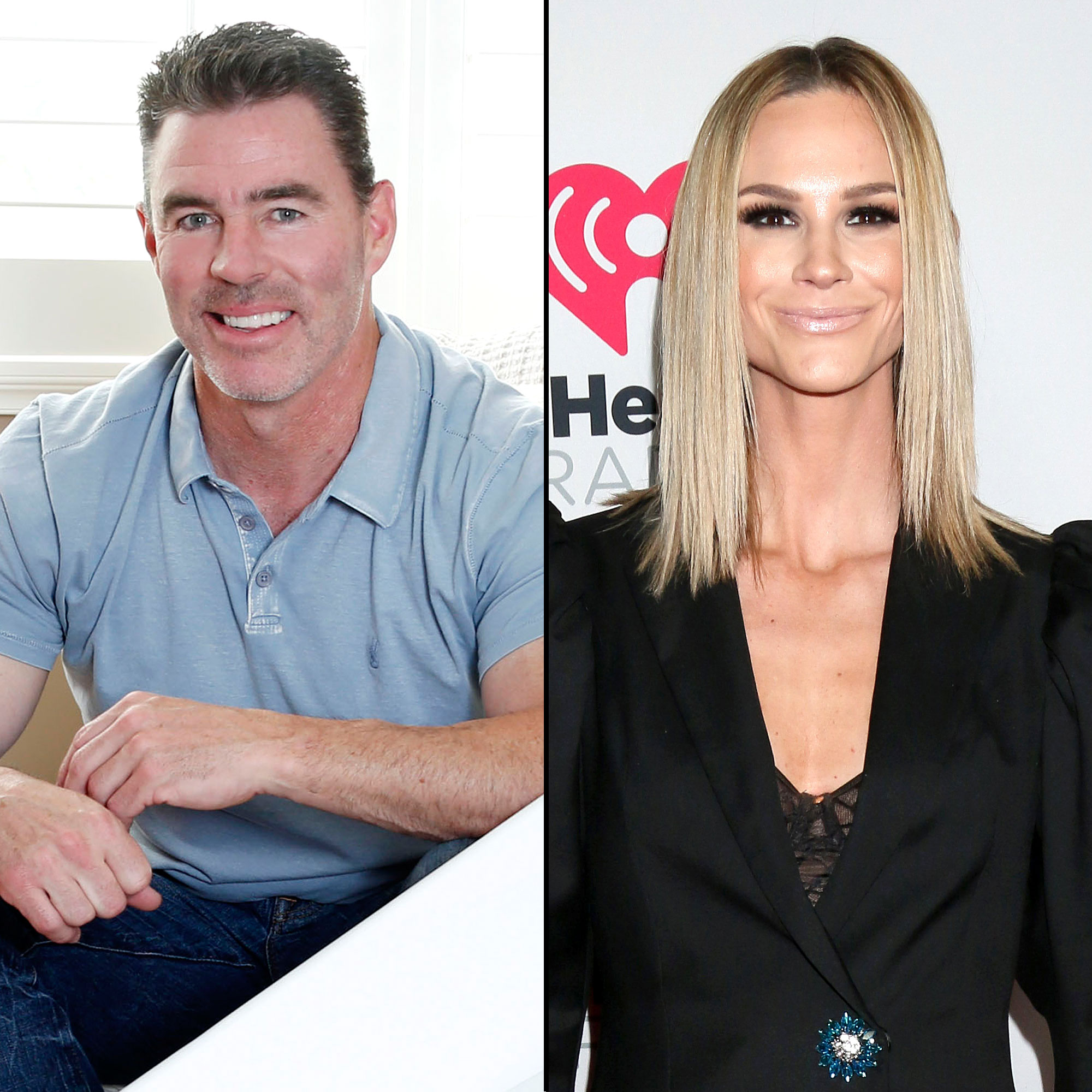 Jim Edmonds Returns to 'Dirty and Messy' House After Meghan King Moves Out