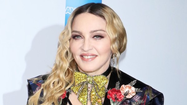 Madonna Gives Rare Look at All 6 Kids in Family Video: 'Giving Thanks'