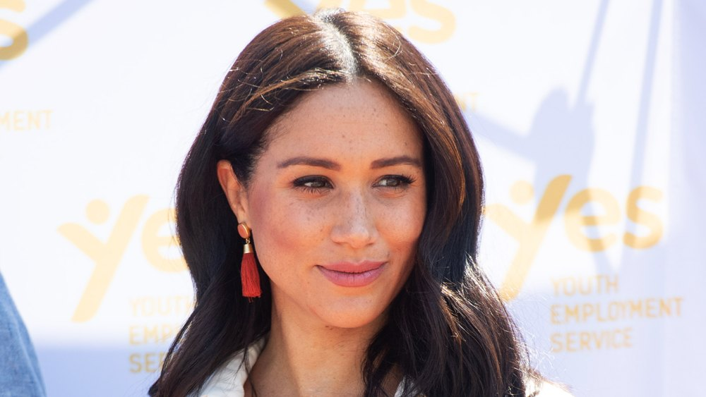 Meghan Markle Gets Real About Dealing With Royal Life, Motherhood and More