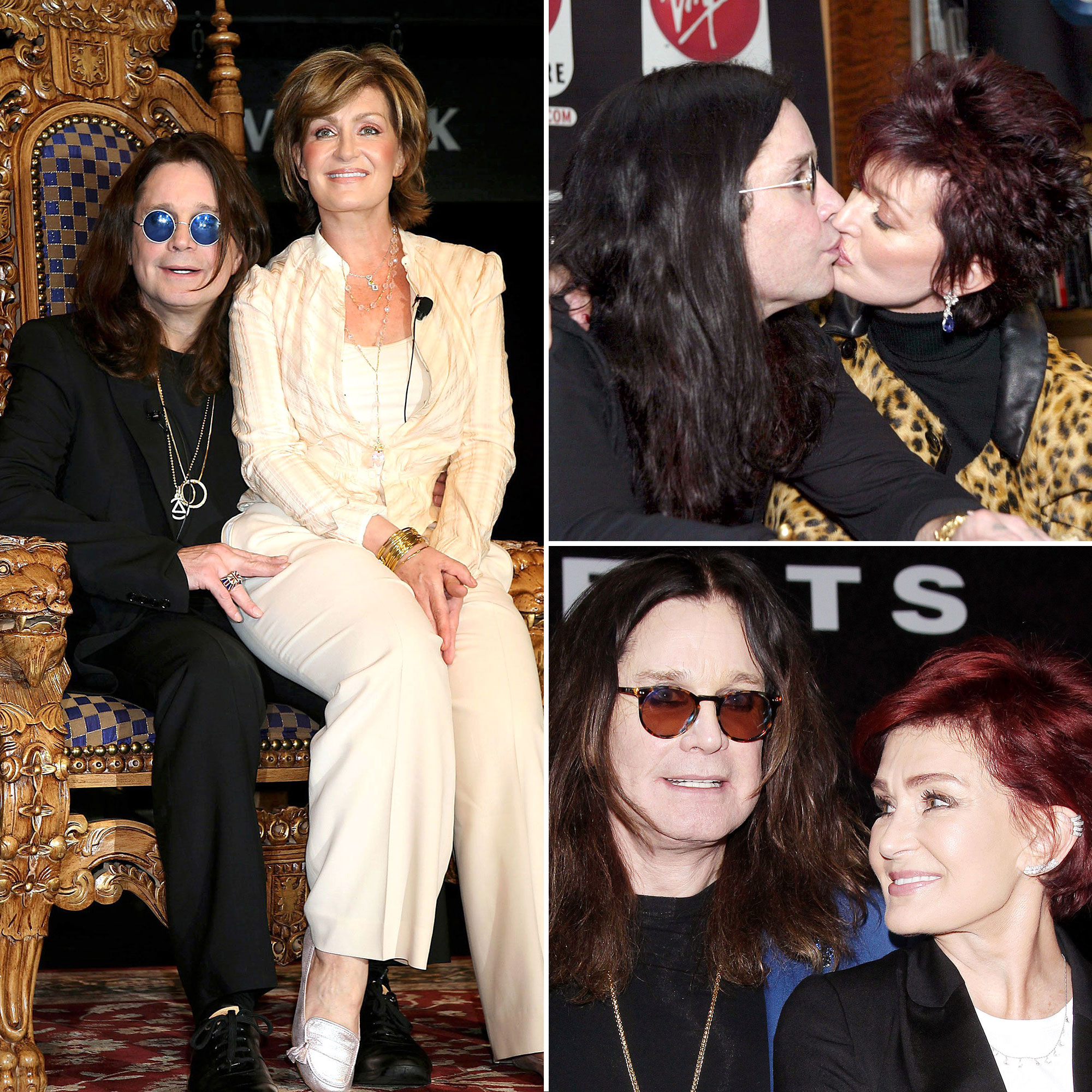 Ozzy and Sharon Osbourne's Relationship Timeline