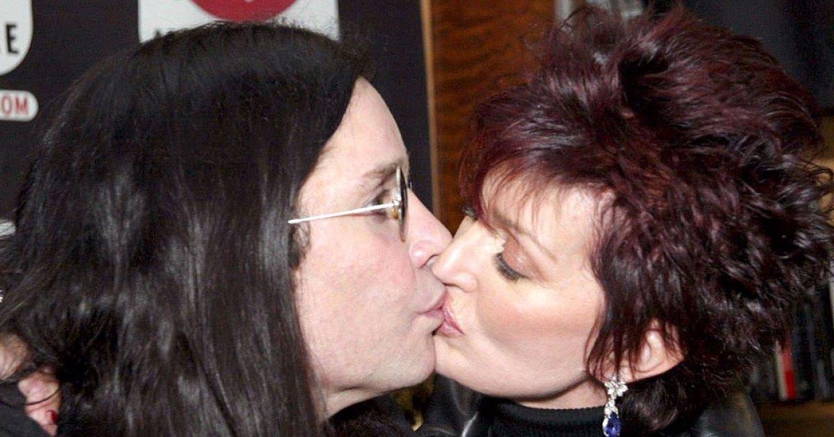 Ozzy and Sharon Osbourne's Relationship Timeline 1