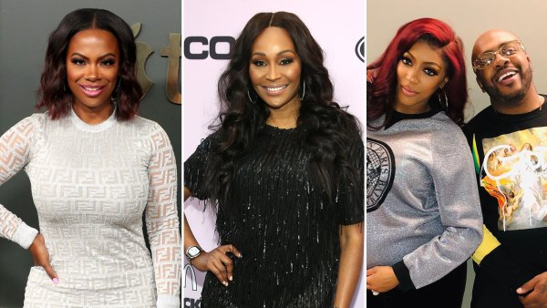 RHOA's Kandi Burruss and Cynthia Bailey Why They're Rooting for Porsha Williams and Dennis McKinley to Make It Work