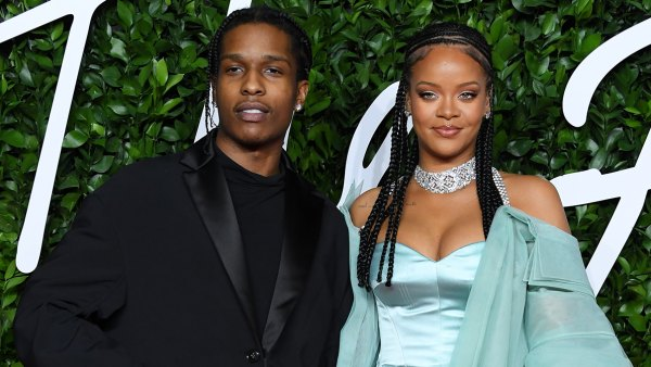 Rihanna and Boyfriend ASAP Rocky Cozy Up on a Private Yacht During Romantic Christmas Getaway