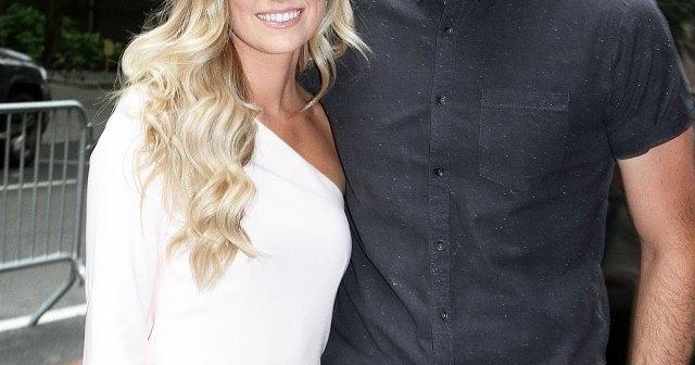 Bachelor's Pregnant Lauren Burnham Laughs Off Rumor She and Arie Luyendyk Jr. 'Have Separated'.jpg