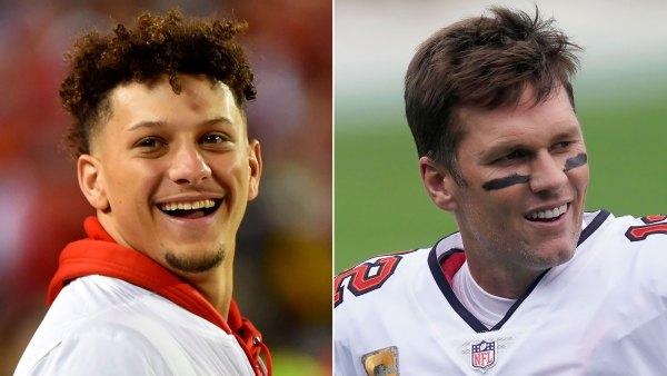 Chiefs Quarterback Patrick Mahomes Was in Kindergarten When Tom Brady Won His 1st Super Bowl