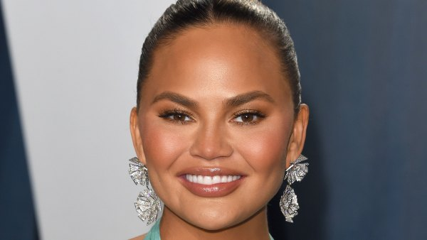 You'll Never Guess the Meaning Behind Chrissy Teigen's Sexy Spine Tattoo