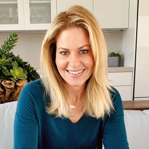 How Candace Cameron Bure Keeps Her Skin 'Looking Better in Her 40s