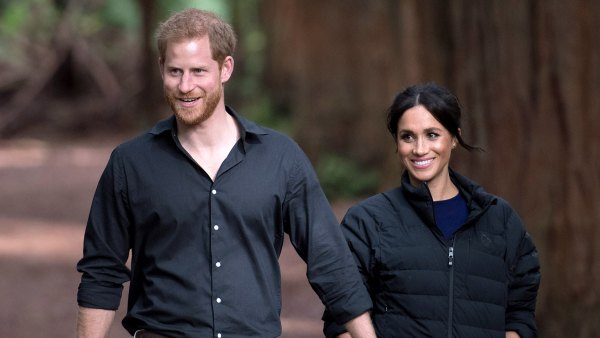 Prince Harry and Meghan Markle Buy Lunch for Local Charity Volunteers in Honor of Martin Luther King Jr. Day