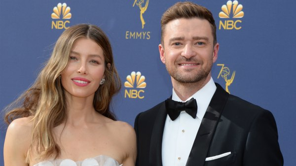 Justin Timberlake Says His 2nd Child With Jessica Biel, Son Phineas, Is 'Awesome' and 'So Cute'