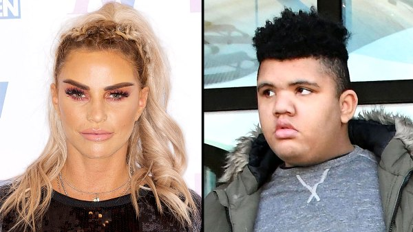 Katie Price Describes 18-Year-Old Son Harvey Slow Transition Full-Time Care