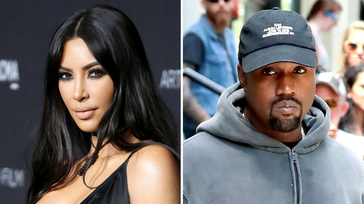 Kim Kardashian Done With Kanye West After Big Fight