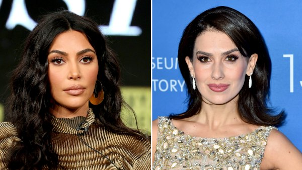 Kim Kardashian and Kanye West Talk Divorce and Hilaria Baldwin's Accent Scandal