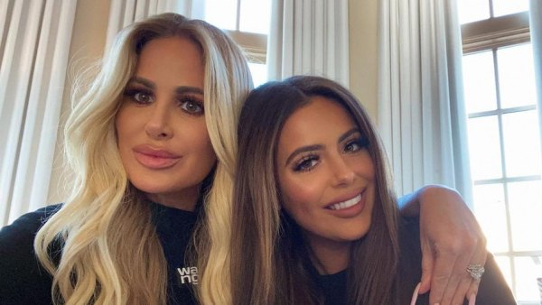 Kim Zolciak Is Stressed Amid Daughter Brielle's Battle With COVID-19
