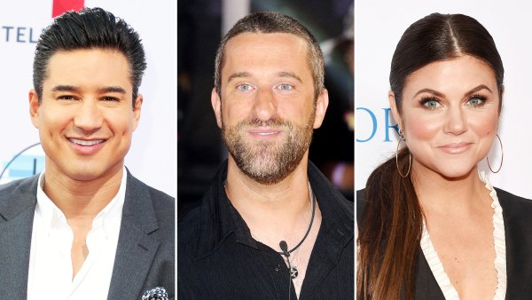 Mario Lopez Tiffani Thiessen and More Saved by the Bell Stars Send Love to Dustin Diamond After Cancer Diagnosis