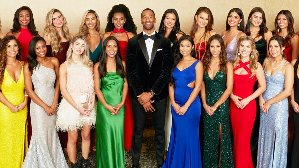 Matt James Reveals He Became Emotionally Attached to Multiple Women on The Bachelor