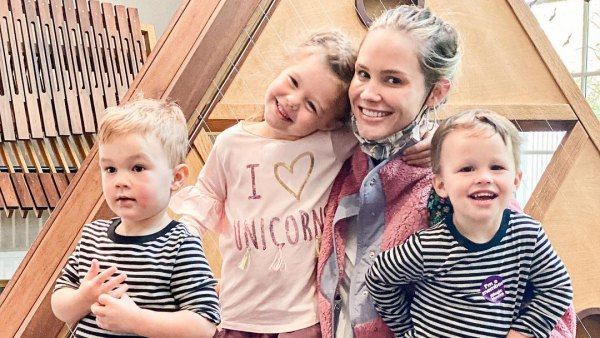 Meghan King Gets Real About Parenting Amid COVID Pandemic: 'I Love My Kids So Much But It's ROUGH'