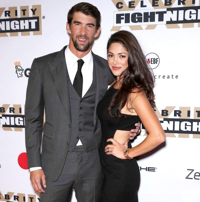 Michael Phelps, l'épouse de Nicole, craignait de perdre un olympien dans une bataille contre la dépression