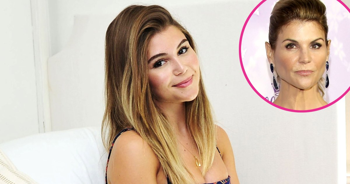 Lori Loughlin's Daughter Olivia Jade Giannulli Launches YouTube Rebrand After College Scandal