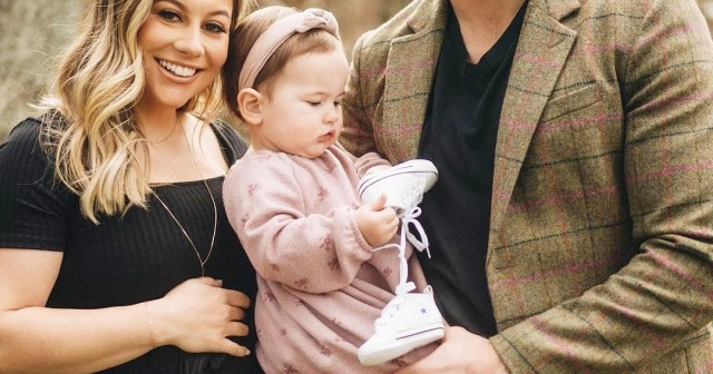 Pregnant Shawn Johnson East's Baby Bump Album Ahead of 2nd Child: Pics.jpg