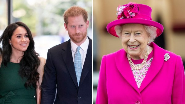 Prince Harry and Meghan Markle to Reunite With the Queen in England for the First Time Since Their Royal Exit