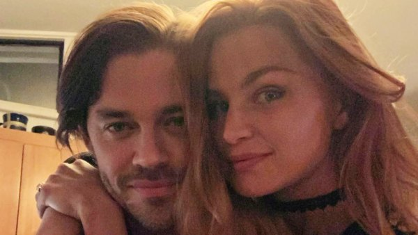 Prodigal Son's Tom Payne Reveals He Married Jennifer Akerman in Front of Their Fireplace