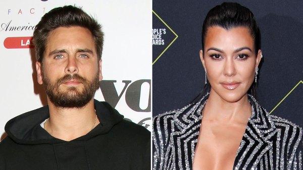 Scott Disick Raises Eyebrows With Another Flirty Comment on Kourtney Kardashian Latest Instagram Pic
