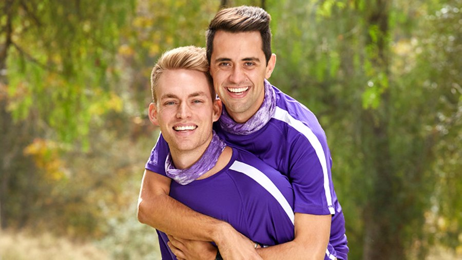 The Amazing Race Winners James Wallington Will Jardell Wedding Details