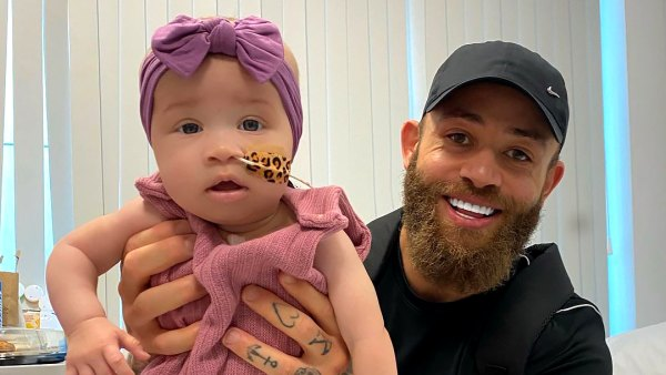 The Challenge's Ashley Cain's 5-Month-Old Daughter Gets a Stem Cell Transplant Amid Cancer Battle: 'We Believe in You'